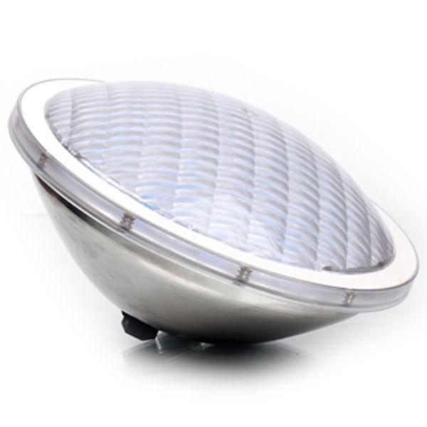 2PCS 25W AC/DC 12V IP68 Waterproof LED Swimming Pool Light RGB Stainless Steel High Power Underwater LED Par56 Spot Lamp