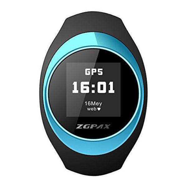 Elder Care Kid Smart Watch Tracker GPS Watch 1.2INCH IPS Pantalla Smart Watch GSM Posición GPRS Tracker Support GPS + LBS + WIFI + BLUETOOT