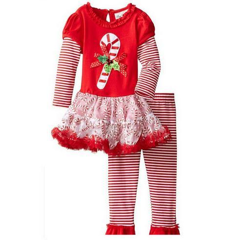 2016 gilrs Christmas 2pcs/set suits autumn girls veil Tutu tops T shirts dress+girls Trumpet trousers pants girls dress set kids clothes