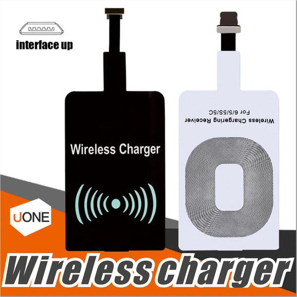 Универсальный Ци беспроводной зарядки приемник фильм патч модуль беспроводное зарядное устройство для Samsung Apple iphone 7 6 плюс универсальный android