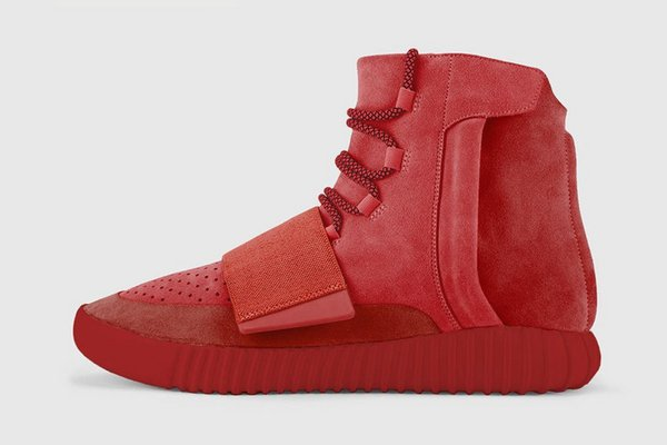 9d36e86505e Originals Boost 750 Red October Kanye West Shoes 750 Boosts Men Women  Basketball Shoes Sports Casual Boosts fashion boots size 36-46