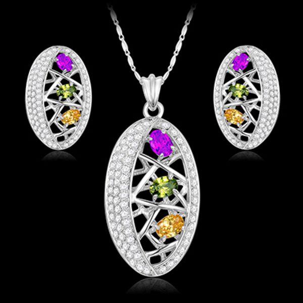 platinum jewelry sets