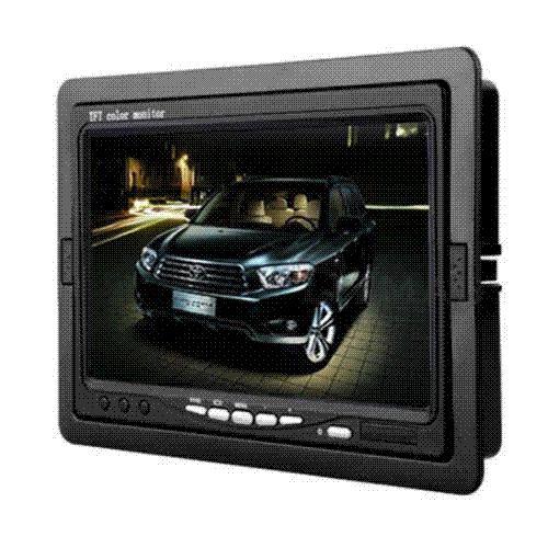 7 Inç Dokunmatik Ekran Rengi Kablosuz TFT Araç Monitör + Araba Dikiz Gece Görüş Su Geçirmez Yedekleme Kamera Güvenlik Sistemi