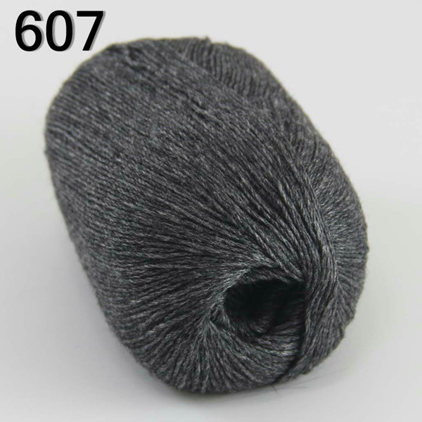 best selling Sale 1X50g Luxurious soft pure high quality cashmere 100% Knitting Yarn A1