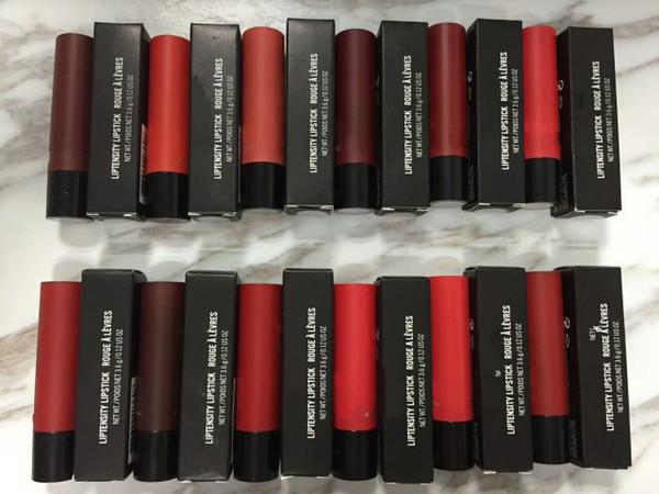 Free shipping High quality New Arrivals M Brand Makeup Selena matte lipstick Cosmetics 12 colors lipstick