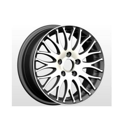 Alloy Wheel Tires for Car Wheel for Toyota VW Benz BMW Quick Delivery Car Steel Wheels for 15 Inch Auto001