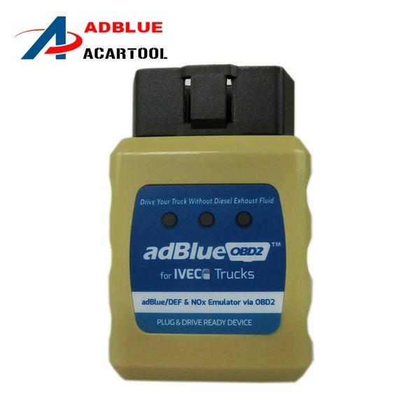 AdblueOBD2 for IVECO Trucks AdblueOBD2 for IVECO adBlue/DEF and NOx Emulator via OBD2 Support EURO 4/5/6 fast shipping