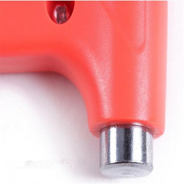Wholesale-2 in 1 Auto Emergency Escape Hammer Seatbelt Cutter Window Breaker Rescue Tool Home & Garden Fitting