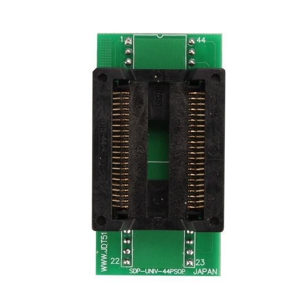 Wholesale-High Quality ZIF Socket PSOP44/SOP44 to DIP44/SOP44/SOIC44 IC test socket programmer adapter/converter for 48-PIN Programmers