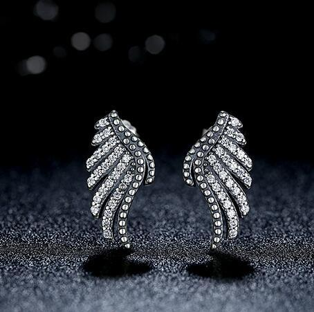 pandora style earrings
