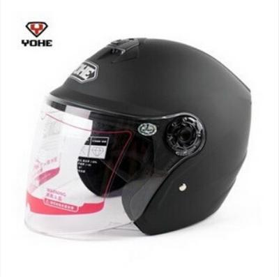 2016 New SUMMER YOHE Eternal Half Face motorcycle helmet electric bicycle motorbike helmets made of ABS YH-857
