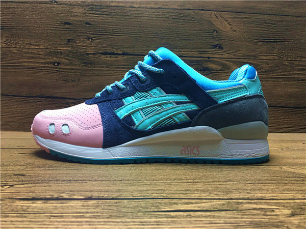 2019 Asics Gel Lyte III 25 Homage H54FK 6540 Running Shoes For Womens And Mens Lightweight Breathable Athletic Sneakers Free Shiping EUR36 44 From