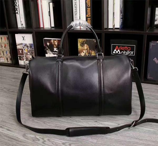511c4cb4f new fashion men women Genuine Leather travel bag duffle bag,c+c brand  designer