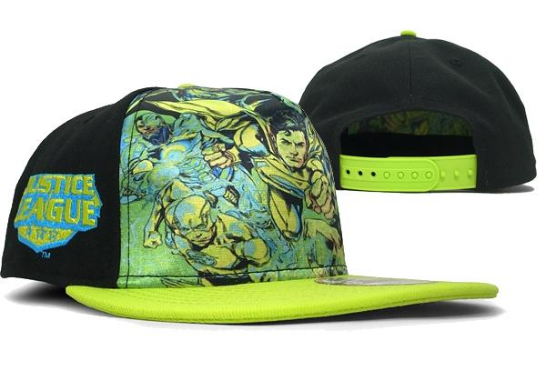 2016 New Caps Justice League Hat Pop Fashion Cap Mix Match Order All Caps in stock Top Quality Hat