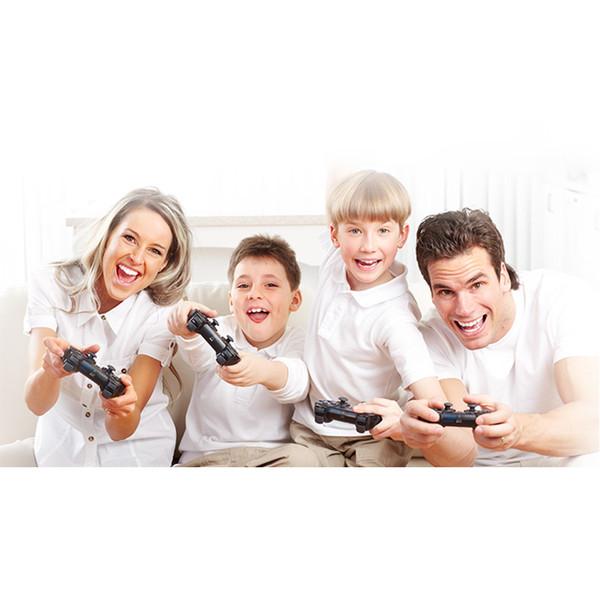 Com fio sem fio bluetooth controlador de jogo para playstation 3 ps3 ps4 game controller gamepad joystick para android jogos de vídeo com caixa de varejo
