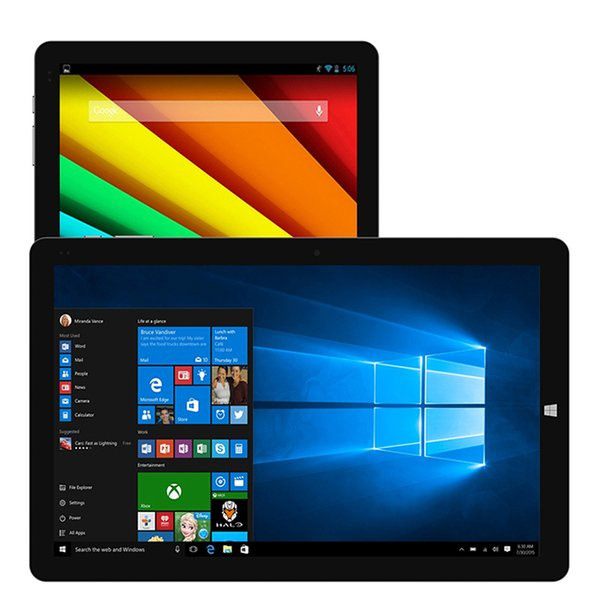 Original CHUWI Vi10 Plus Quad Core Win 10 10.8 inch Intel ATOM X5 Cherry Trail Z8300 2GB 32GB Remix Android 5.1 Dual OS Tablet free shipping