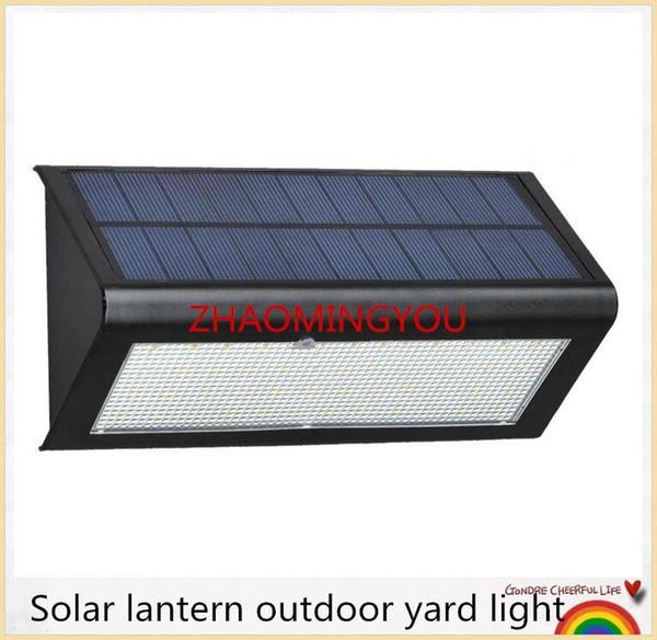 1PCS Solar light lantern outdoor yard lighting LED super bright lighting for camping emergency Wall Street lamps