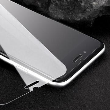 Para iPhone X Vidrio Templado para iPhone Samsung Protector de Pantalla Frontal Película 0.26MM 2.5D 9H Sin Paquete 100pcs / lot