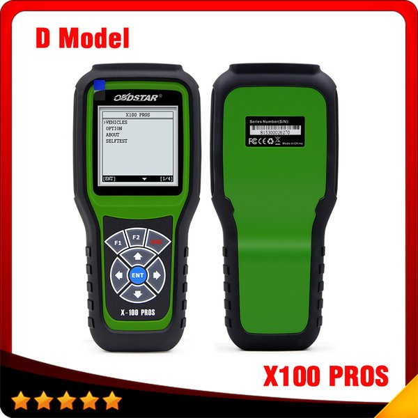2016 Top selling OBDStar Auto Odometer correction tool X100 PROS D model online Update x-100 pros free shipping
