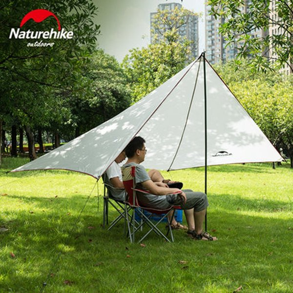 Wholesale Naturehike Sun Shelter Waterproof Awning Canopy Tent Beach Shade Tarp Pergola Camping