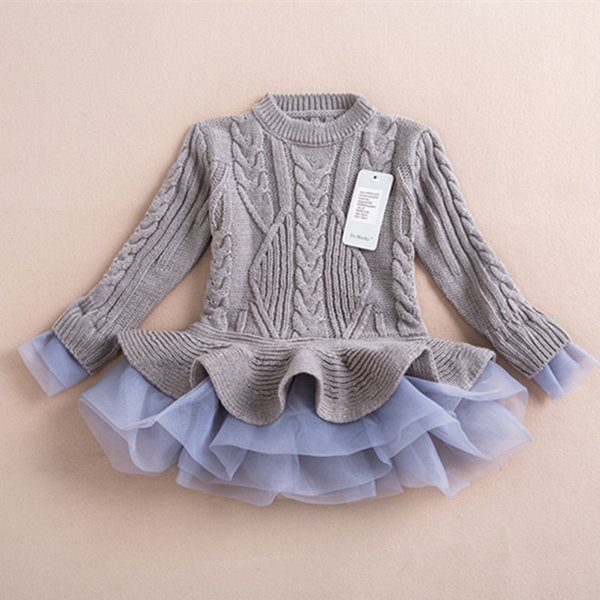 Girls Sweater Dresses