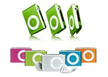 Walkman музыка мини спорт MP3-плеер без экрана маленький клип mp3 поддержка Micro SD карты 32G TF карта MP3 с подарочной коробке Кристалл + наушники + кабель