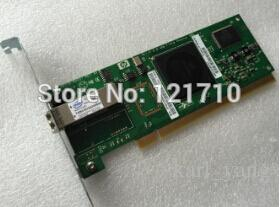 best selling PCI-X 2.0 4G Fibre Channel HBA card AB378-80001 REV A4 AB378-60101 for hp rx6600 rx3600