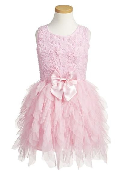 2016 Pure Lace Flower Girl Dresses Lovely Bow Little Girl Pageant Dresses New Arrival Kids Dresses Free Shipping