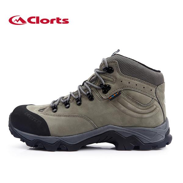 Compre Marca Barato Nueva Clorts Hombres Antideslizante Botas De Caminata, Zapatos, Zapatos Al Aire Libre Impermeable Y Transpirable Montaña Botas