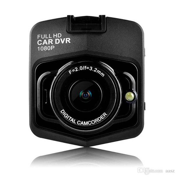 100PCS New mini auto car dvr camera dvrs full 1080p parking recorder video registrator camcorder night vision black box dash cam