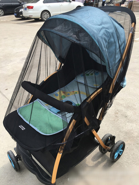 Sommer Baby Moskitonetz für Babytrage Kinderwagen Kinderwagen Spitze Moskitonetz Netting Zubehör Vorhang Wagen Wagen Abdeckung Anti-Moskito