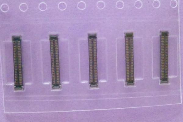 10 pz / lotto digitalizzatore touch screen TP FPC IC connettore J2401 per iPhone 6 6G più 5,5 pollici su scheda madre