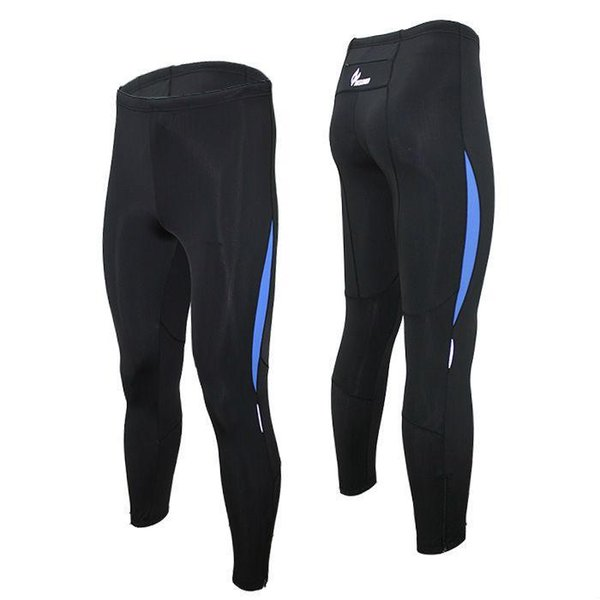 2013 hombres de moda medias de compresión pieles de capa base apretada running correr Fitness culturismo Excercise ciclismo Ropa pantalones 911