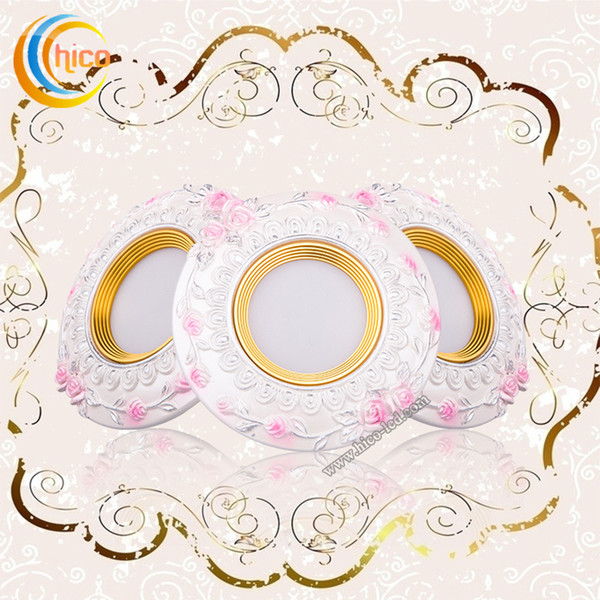 surface mounted led downlight LED spotlight Resin downlight recessed corridor lamps High LED 3w ceiling lights LED driverless downlight