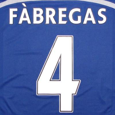 4 FABREGAS