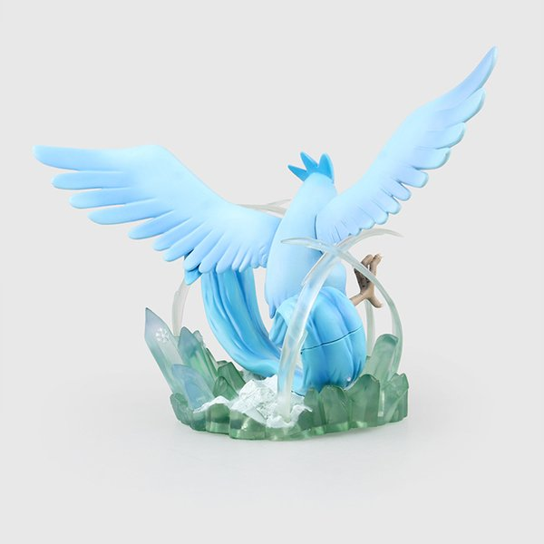 Action Figure 1/8 scale painted figure Articuno Scene Doll Garage Kit Toy PVC Action Figures Collectible Model Toys 18cm KT3160
