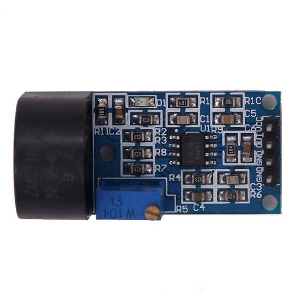 Módulo de transformador de corriente de salida activa monofásica de rango actual 5A del sensor de corriente CA
