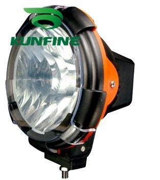 7 INCH HID Driving Light Offroad Spot / Flood Beam Light for SUV Jeep Truck ATV HID XENON Fog Lights HID work light KF-K5005