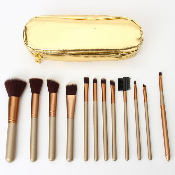 Makeup Brushes Nude Professional
