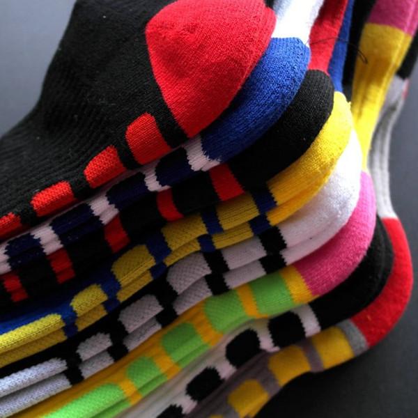 Calzini di pallacanestro professionali del DHL di USA FREE FREE con il logo Calzini atletici di sport per gli uomini Calzini invernali termici di compressione caldi alta qualità