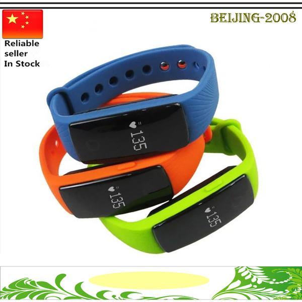 Wristband multifunzione Fitbit FLEX ZS107 multifunzione Bluetooth 4.0 Bracciale per cardiofrequenzimetro da polso sportivo per IOS Android