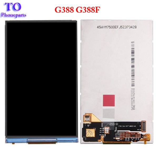 For Samsung For Galaxy Xcover 3 SM-G388F G388 G388F New LCD Display Screen Replacement Free Shipping