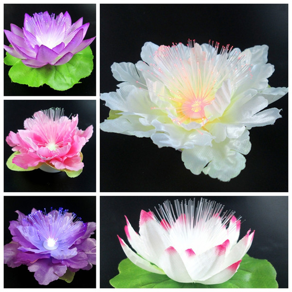 2018 colorful led flash lotus flowers night light toy for children 10pcslot colorful led flash lotus flowers night light toy for children girls gift or mightylinksfo