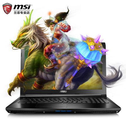 MSI/MSI GL62 6 qf - 626 XCN six generations I5 GTX960 + 2 g showing a game laptops taken to send single shoulder bag the mouse Little red no