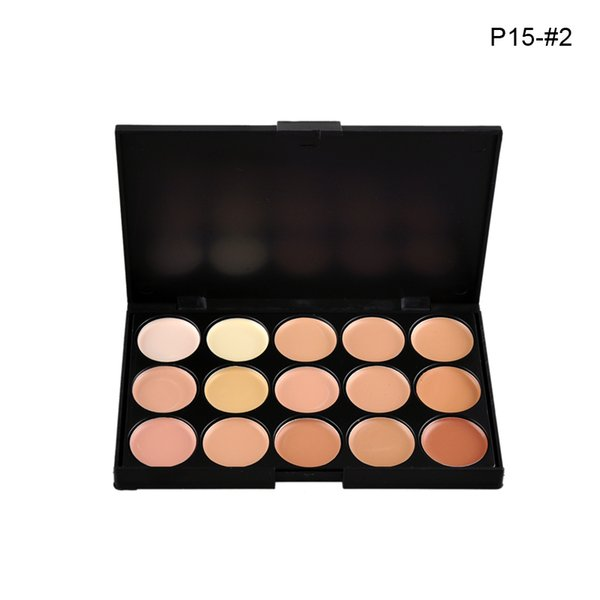 15 Colors Concealer Profession make up Face Cream Maquiagens Skin Concealer Palette best new In stock