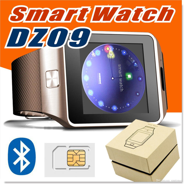 DZ09 Bluetooth smartwatch with Camera GT08 A1 U8 smart watch android smart watchs for apple Samsung phone with Passometer Sleep Tracker