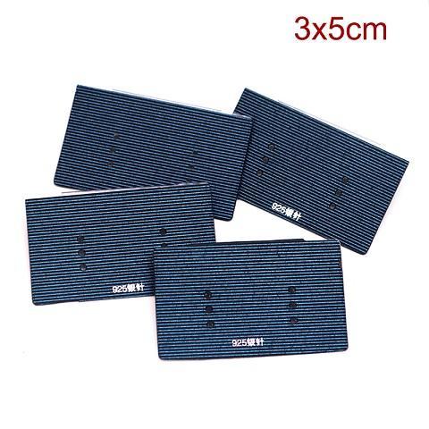 3 * 5cm azul