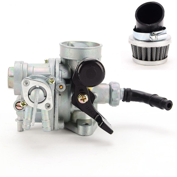 New CARB HAND CHOKE CARBURETOR & AIR FILTER For HONDA ATV 3-Wheeler ATC70 ATC 70 1978-1985
