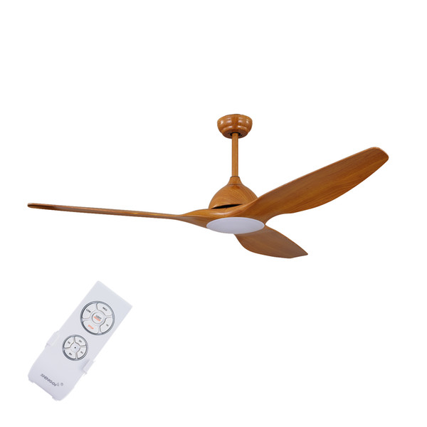 Decorative electric ceiling fan Good quality home appliances 62 / 52-F3051-NW Energy Saving AC110-240V Wide range Voltage low price for sale
