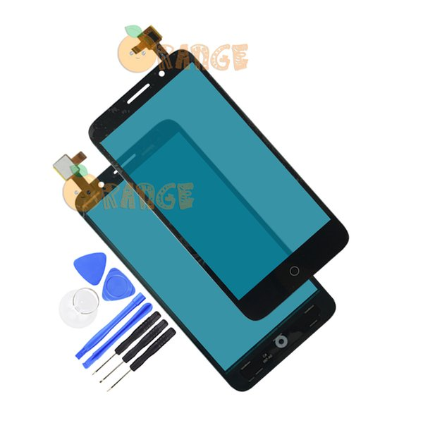Wholesale- NEW Replacement For Alcatel One Touch Pop 3 5015 5015D 5015A Touch Screen Digitizer Lens Glass Free Shipping + Tools